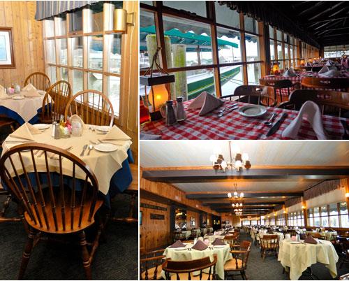 Restaurant The Lobster House Restaurant